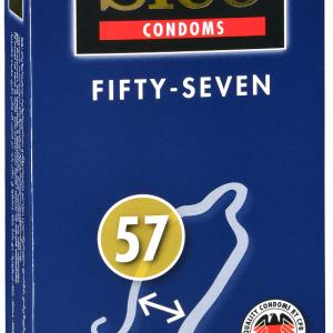 Sico 57 (Fifty-Seven) Condooms