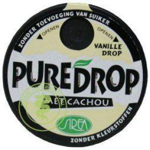 Sirea Pure Drop Cachou Vanille