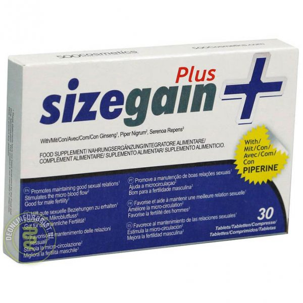 SizeGain Plus Tabletten 30st