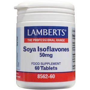Soja isoflavonen 50 mg