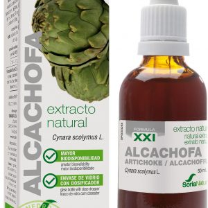 Soria Natural Alcachofa Extract