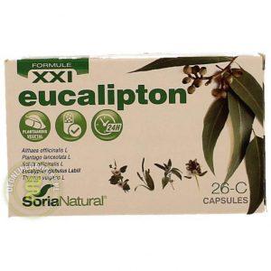 Soria Natural Eucalipton XXI 26-C Capsules