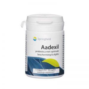 Springfield Aadexil Probiotica Tabletten 30st