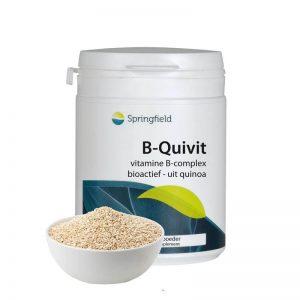 Springfield B-Quivit Vitamine B Complex Poeder