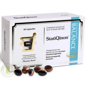 StatiQinon Capsules 60st