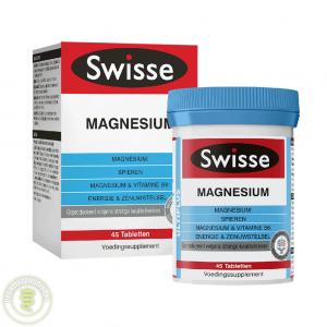 Swisse Magnesium Tabletten 45st