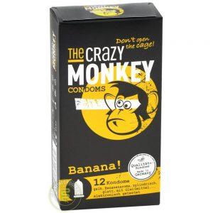 The Crazy Monkey Banana! Condooms