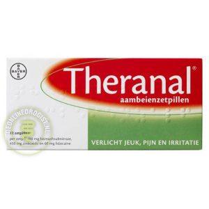 Theranal Aambeien-zetpillen