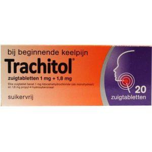 Trachitol Zuigtabletten 20st