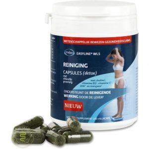 Vedax Easyline WLS Reiniging (Detox) Capsules