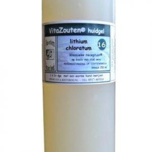 Vita Reform Vitazouten Huidgel Nr. 16 Lithium Muriaticum 90ml
