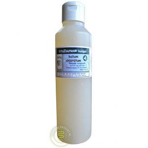 Vita Reform Vitazouten Huidgel Nr. 4 Kalium Chloratum Muriaticum 250ml