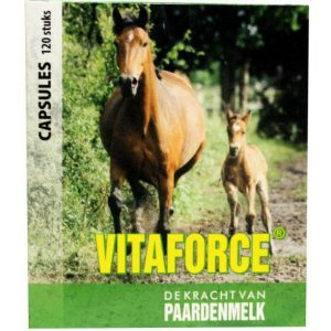 Vitaforce Paardenmelk Capsules