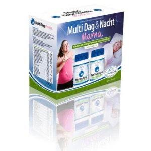 Vitakruid Multi Dag & Nacht Mama Tabletten 2x30st