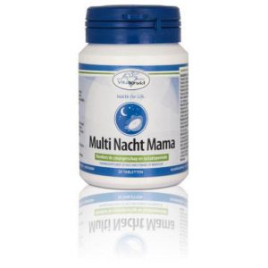 Vitakruid Multi Nacht Mama Tabletten
