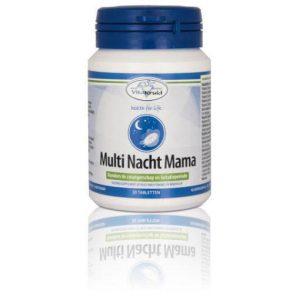 Vitakruid Multi Nacht Mama Tabletten