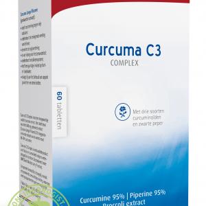 Vitalize Curcuma C3 Complex Tabletten 60st