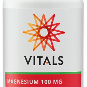 Vitals Magnesium 100mg Tabletten
