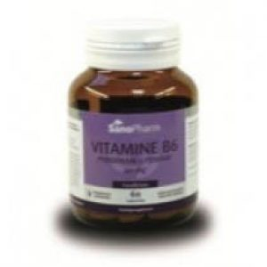 Vitamine B6 pyridoxine 20 mg