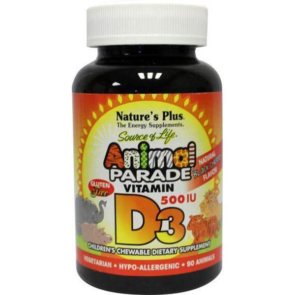 Vitamine D3 kauwtabletten