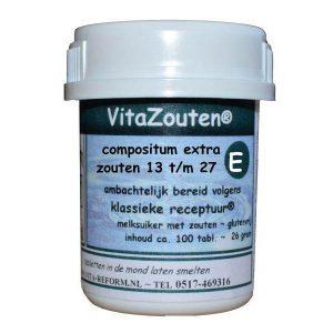 Vitareform Compositum Extra 13/27 Tabletten