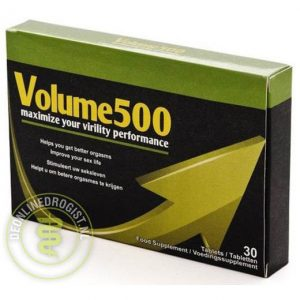 Volume500 Tabletten 30st