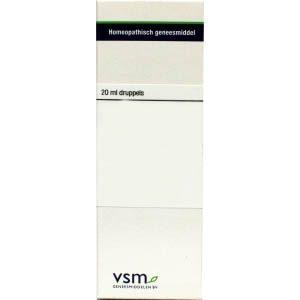 Vsm Aconitum Napellus D12 20ml
