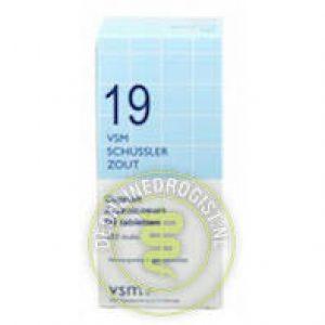 Vsm Schussler Celzout Nr.19 Cuprum Arsenicum D6 Tabletten 200st