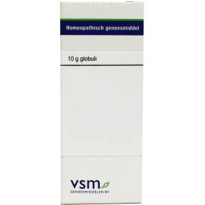 Vsm Sepia Officinalis D12 Globuli 200st