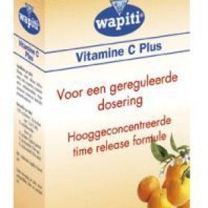 Wapiti Vitamine C Plus Tabletten