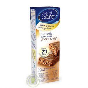 Weight Care Maaltijdreep Choco Crisp
