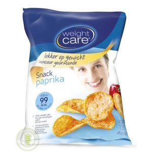 Weight Care Snack Paprika 25gr