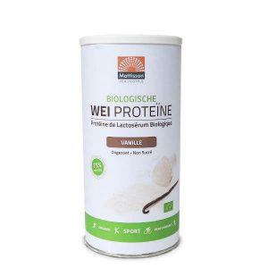 Weiproteine Vanille (75%% eiwit