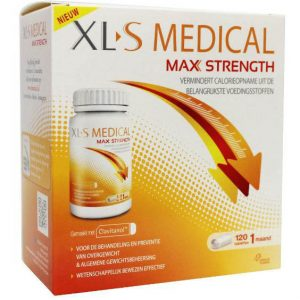 XL-S Medical Max Strength Tabletten Multiverpakking