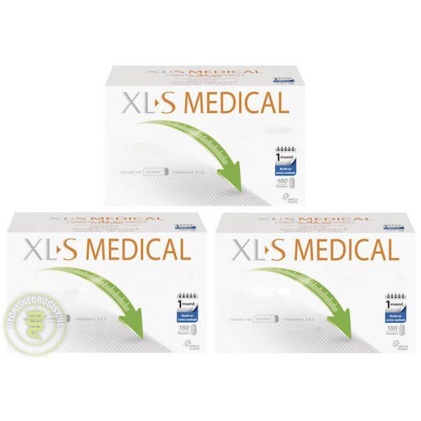 XL-S Medical Vetbinder Tabletten
