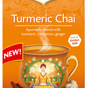 Yogi Thee Turmeric Chai