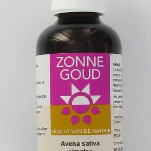 Zonnegoud Avena Sativa Simplex