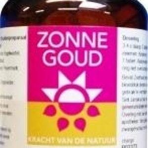 Zonnegoud Humulus Lupulus Complex Tabletten