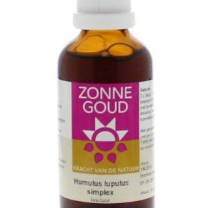 Zonnegoud Humulus Lupulus Simplex