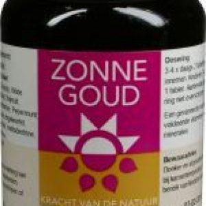 Zonnegoud Verbena Complex Tabletten