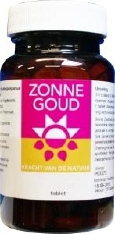Zonnegoud Veronica Complex Tabletten