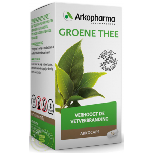 arkocaps groene thee capsules 45st