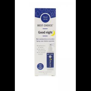 Best Choice Good Night / Melatonine Plus Spray