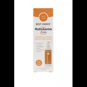Best Choice Multivitamine Junior Spray