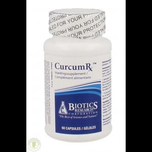 Biotics CurcumRX Capsules