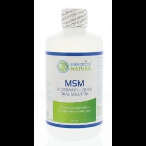 Energetica Natura MSM Vloeibaar Oral Solution