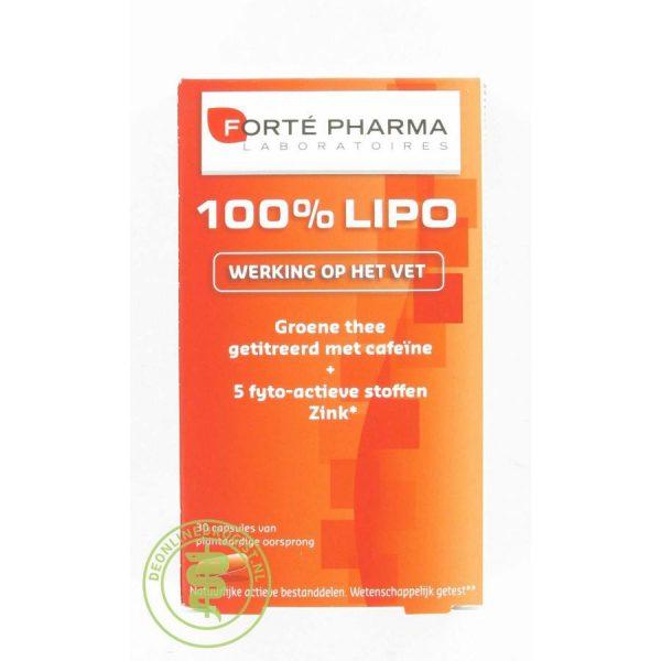 forte pharma afslankpillen