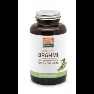 Mattisson HealthStyle Brahmi Capsules