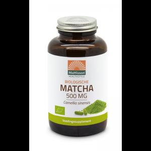 mattisson healthstyle matcha capsules