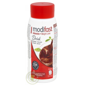 Modifast Intensive Drink Chocolade